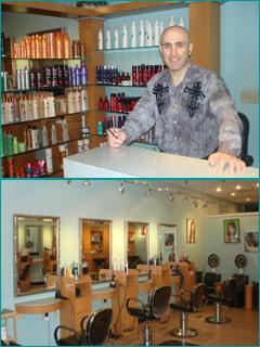 Henri's Hair Salon